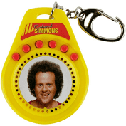 World's Coolest Richard Simmons Talking Keychain - Sweets and Geeks