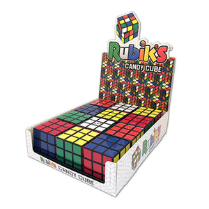 Rubik's Candy Cube - Sweets and Geeks