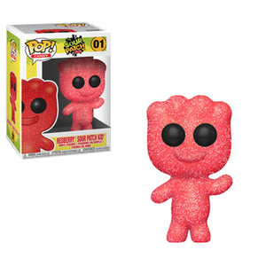 Funko Pop: Sour Patch Kids - Redberry Sour Patch Kid #01 (Item #37108) - Sweets and Geeks