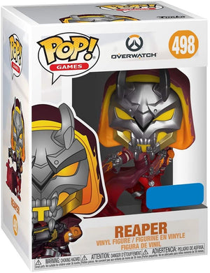 POP! Funko Games: Overwatch - Reaper (Hell Fire) Walmart Exclusive #498 - Sweets and Geeks