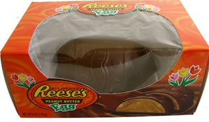 Reese's Peanut Butter GIANT Egg 6oz - Sweets and Geeks