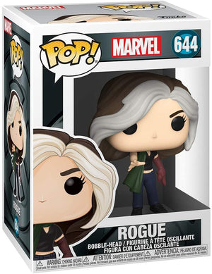 Funko Pop Marvel: X-Men 20th - Rogue #644 (Item #49292) - Sweets and Geeks