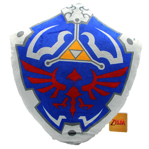 "The Legend of Zelda 14"" Pillow - HYLIAN SHIELD - Sweets and Geeks"