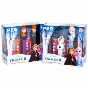 Frozen 2 Twin Pack PEZ - Sweets and Geeks