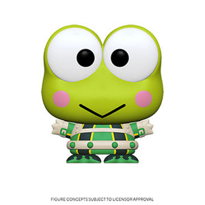 Funko Pop Animation: Sanrio My Hero Academia - Keroppi as Tsuyu #796 (Item #46831) - Sweets and Geeks
