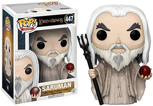 Funko Pop! Movies: The Lord of The Rings - Saruman - Sweets and Geeks