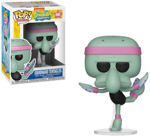 Funko Pop! Animation: Spongebob Squarepants - Squidward #560 - Sweets and Geeks