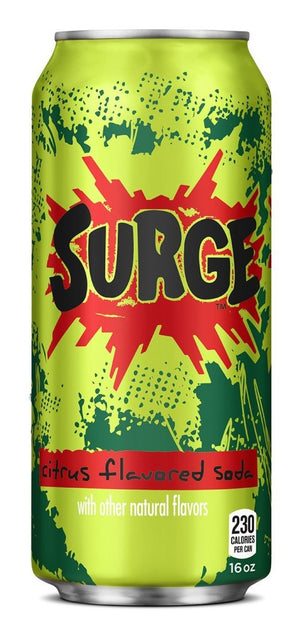 Surge - Sweets and Geeks