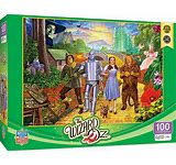 Wizard of Oz 100pc Puzzle - Sweets and Geeks