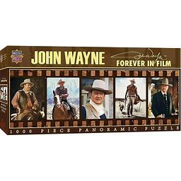 Forever in Film 1000pc Puzzle - Sweets and Geeks