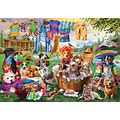 Laundry Day Rascals 1000pc Puzzle - Sweets and Geeks