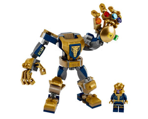 Marvel Thanos Mech - Sweets and Geeks