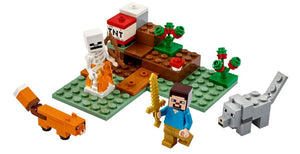 Minecraft The Taiga Adventure - Sweets and Geeks