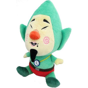 "Sanei The Legend of Zelda Tingle Plush, 7"" - Sweets and Geeks"