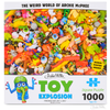 TOY EXPLOSION PUZZLE - Sweets and Geeks