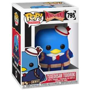 Funko Pop Animation: Sanrio My Hero Academia - Tuxedosam Todoroki #795 (Item #46834) - Sweets and Geeks