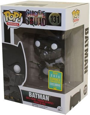 Funko Pop Suicide Squad: Underwater Batman (Summer Convention Exclusive) #131 - Sweets and Geeks