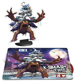 King of Tokyo: X-Smash Tree Promo Monster - Sweets and Geeks