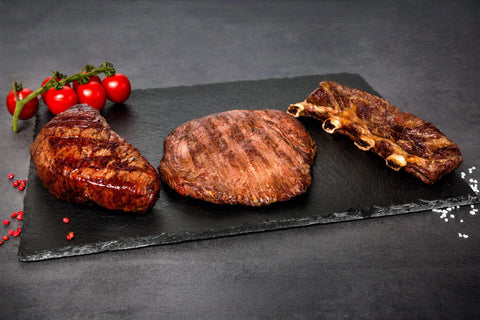 Bisonpaket Bison BBQ-Paket Bison BBQ-Paket -schockgefrostet- BisonGuys