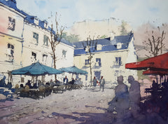 Chinon France by Tim Wilmot