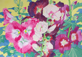 Hollyhock Watercolour - Jackman's Art Materials