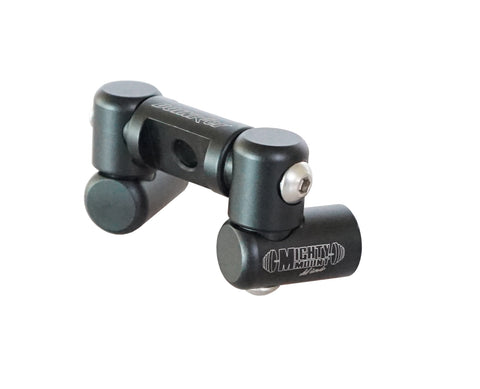3.7oz - Mighty Mount Mini Adjustable V-Bar Mount