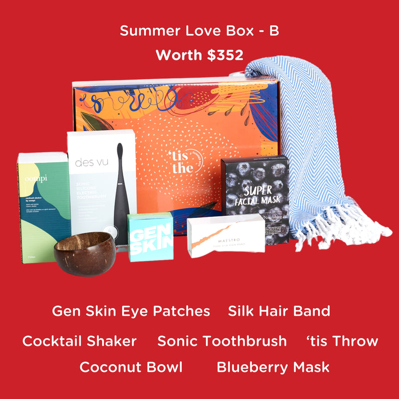 'tis the Summer Box
