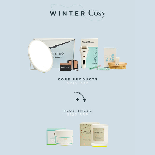Winter Cosy - B