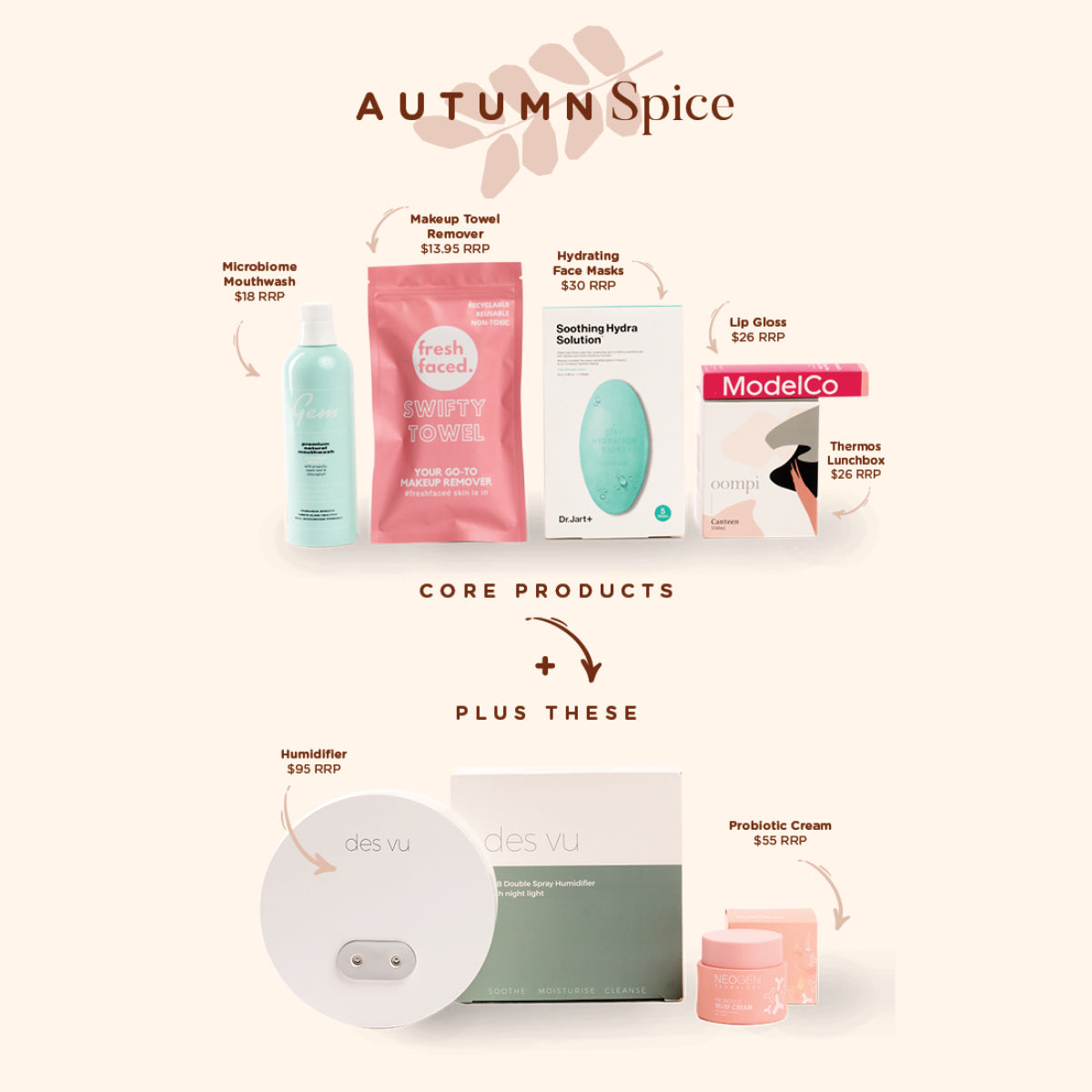 Autumn Spice - B