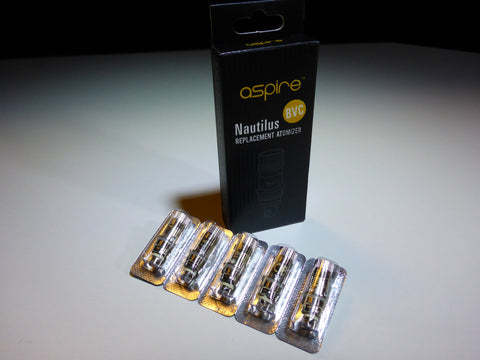 Aspire Nautilus Coil (price is for 1 coil 5 per package)