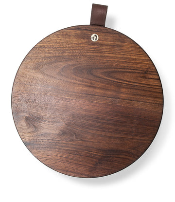 Jacob May Charcuterie Board in Black Walnut
