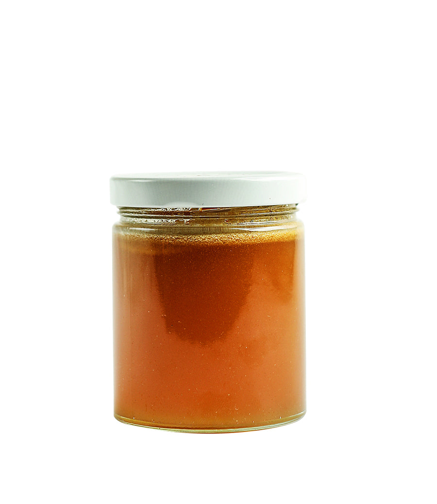 Honey Lemon Ginger Tea Paste