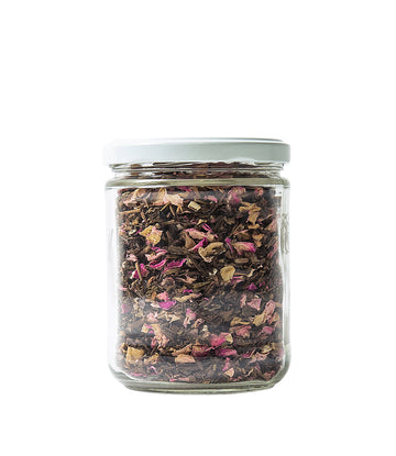 Hojicha Rose Relaxation Tea