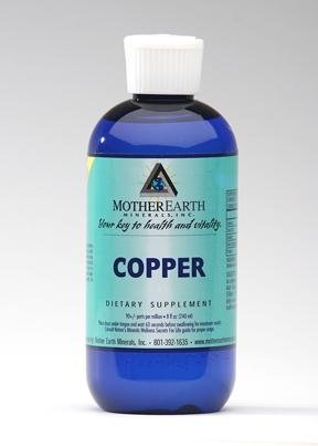 Angstrom Minerals - Copper 8 oz - Natural Zing