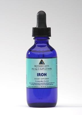 Angstrom Minerals - Iron 2 oz - Natural Zing