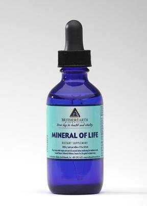 Angstrom Minerals - Mineral of Life 2 oz - Natural Zing