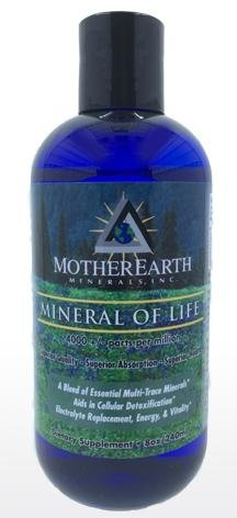Angstrom Minerals - Mineral of Life 8 oz - Natural Zing