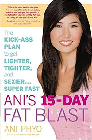Ani's 15 Day Fat Blast by Ani Phyo - Natural Zing