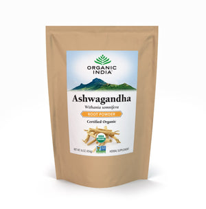 Ashwagandha Root Powder 16 oz - Natural Zing