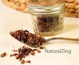 Cacao Nibs 16 oz - Natural Zing