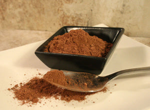 Cacao Powder 8 oz - Natural Zing