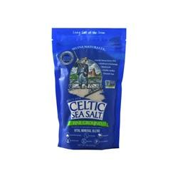 Celtic Sea Salt, Fine Ground, 8 oz - Natural Zing