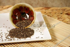 Chia Seeds 8 oz - Natural Zing