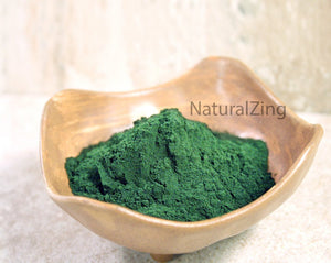 Chlorella Powder 8 oz - Natural Zing