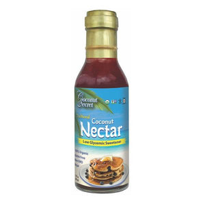 Coconut Nectar (Raw, Vegan) 12 fl oz - Natural Zing