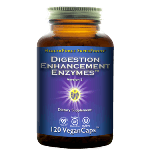 Digestion Enhancement Enzymes 120 vcaps - Natural Zing
