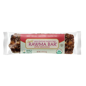 Gopal's Apple Delicious Rawma Bar, 1.8 oz - Natural Zing