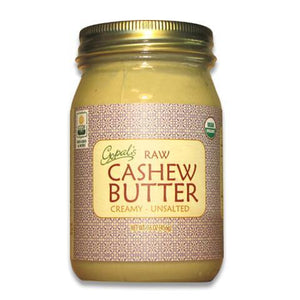 Gopal's Cashew Butter 16 oz - Natural Zing