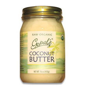 Gopal's Coconut Butter 16 oz - Natural Zing