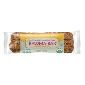 Gopal's Sesame Mango Rawma Bar, 1.8 oz - Natural Zing